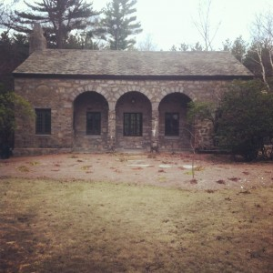MacDowell-Library
